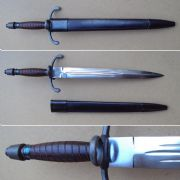 Porthos Musketeers Dagger
